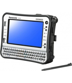 Ноутбук Panasonic Toughbook CF-U1 HQGDHF9 Silver
