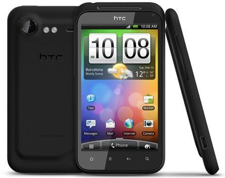 HTC Incredible S Black фото 2