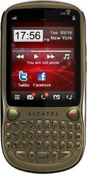 Alcatel OneTouch 806 Bronze фото 1